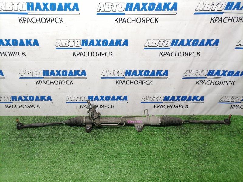 Рейка рулевая Toyota Avensis AZT250W 1AZ-FSE 2006 Гидравлическая, в сборе, с тягами и