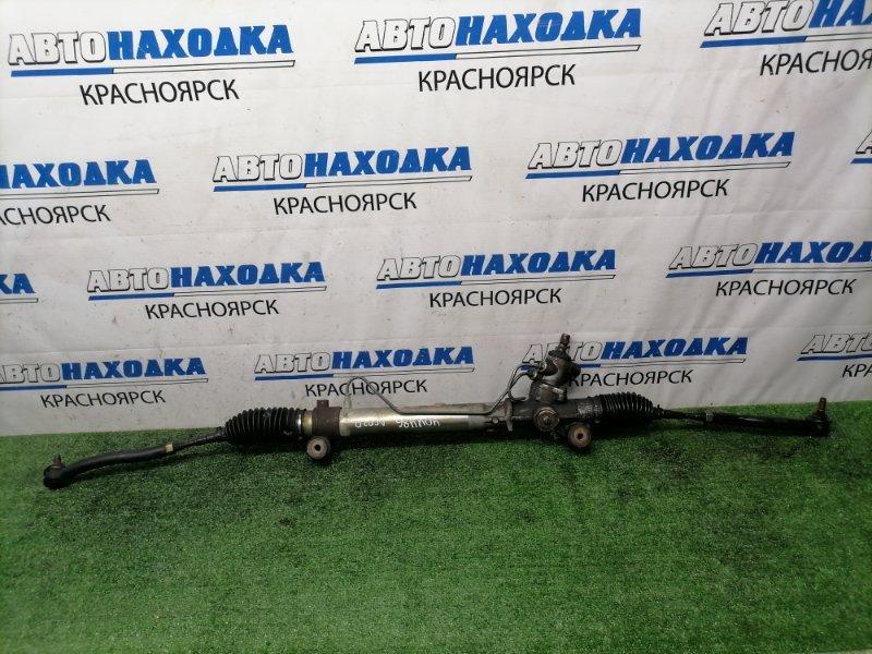 Рейка рулевая Toyota Estima ACR30W 2AZ-FE 2000 Гидравлическая, в сборе, с тягами и наконечниками.