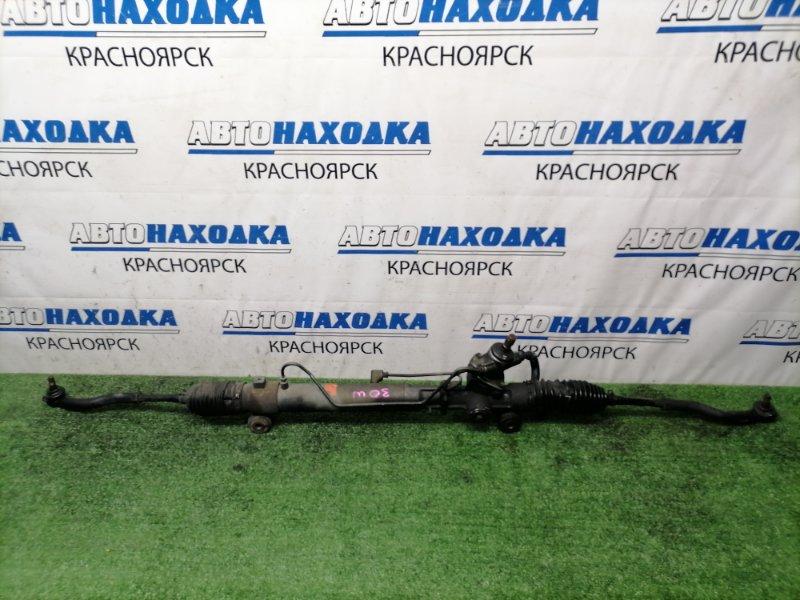 Рейка рулевая Toyota Estima ACR30W 2AZ-FE 2000 Гидравлическая, в сборе, с тягами и наконечниками,