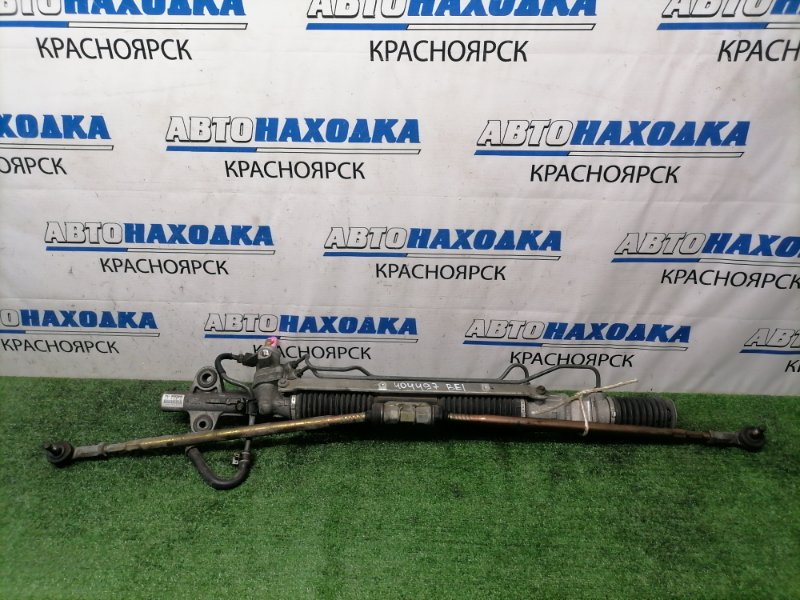 Рейка рулевая Honda Edix BE1 D17A 2004 Гидравлическая, в сборе, с тягами и наконечниками.