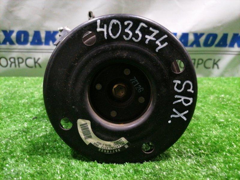 Компрессор кондиционера Cadillac Srx LH2 2003 447180-4312 DENSO, пробег 64 т.км. ХТС. С аукционного
