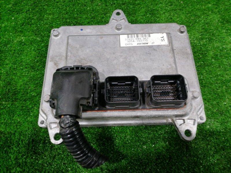 Компьютер Honda Civic FD3 LDA 2008 блок управления ДВС