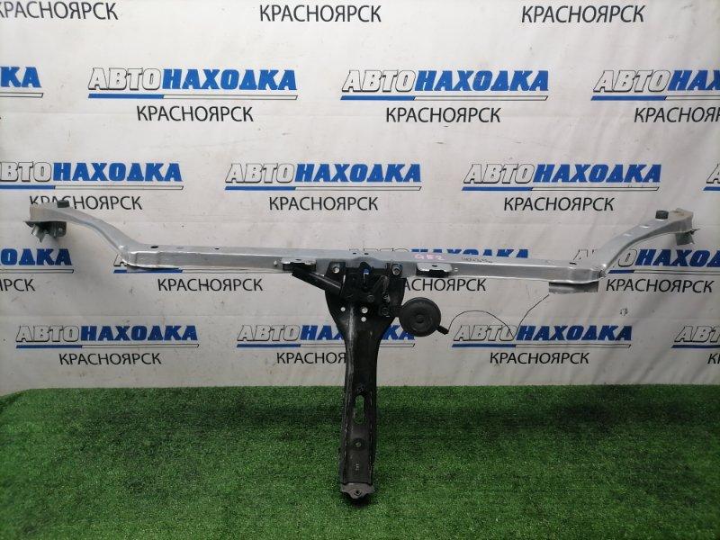 Рамка радиатора Subaru Impreza GE2 EL15 2007 верхняя верхняя часть с вертикальной планкой, с