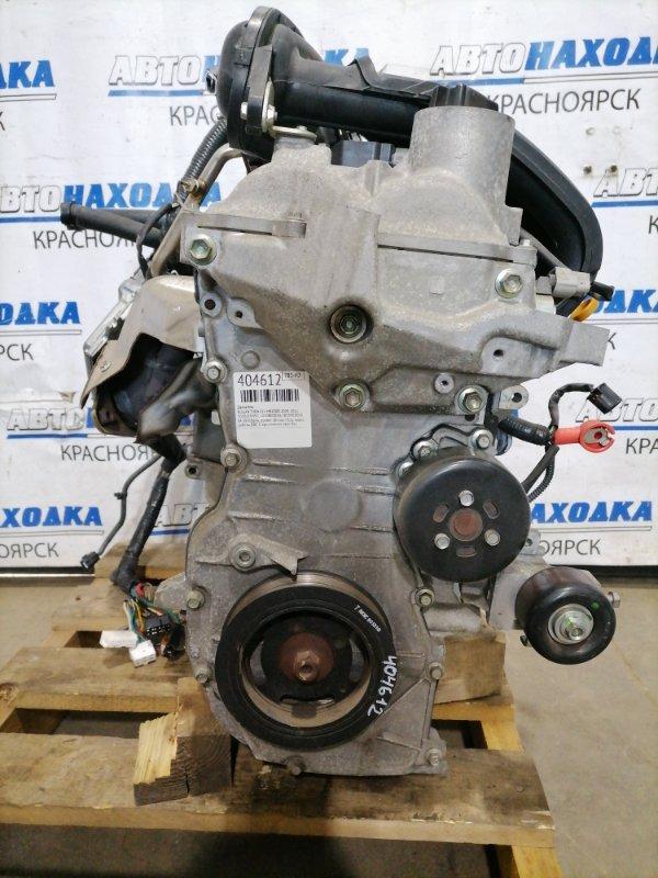 Двигатель Nissan Tiida C11 HR15DE 2008 3993069A № 3993069A, пробег 20 т.км.! Есть видео работы ДВС. С