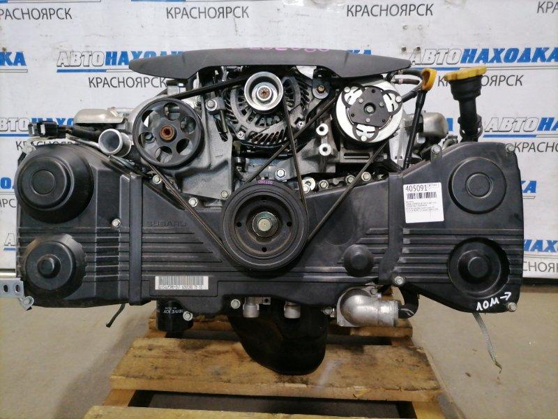 Двигатель Subaru Impreza GE2 EL15 2007 E282080 EJ154 № E282080, пробег всего 28 т.км.(!). В СБОРЕ. Есть видео