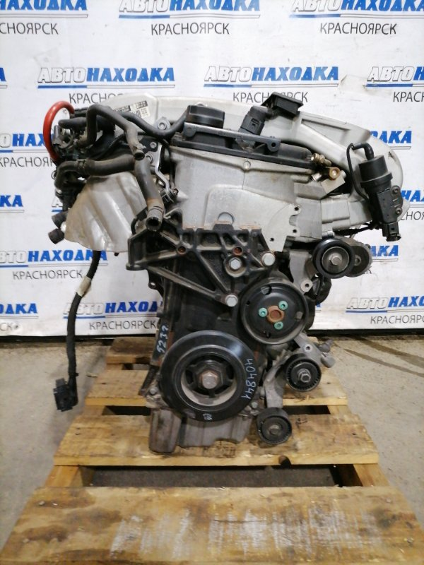Двигатель Volkswagen Passat B6 AXZ 2005 001007 AXZ № 001007, пробег 80 т.км. Есть видео работы ДВС. С