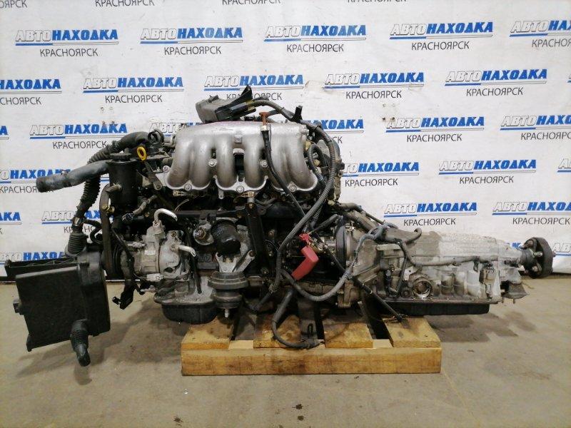 Двигатель Toyota Aristo JZS160 2JZ-GE 2000 0946428 № 0946428, пробег 92 т.км. В СБОРЕ + АКПП И НАВЕСНОЕ.