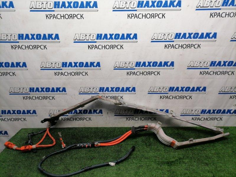 Электропроводка Toyota Prius NHW11 1NZ-FXE 2000 коса высоковольтной батареи