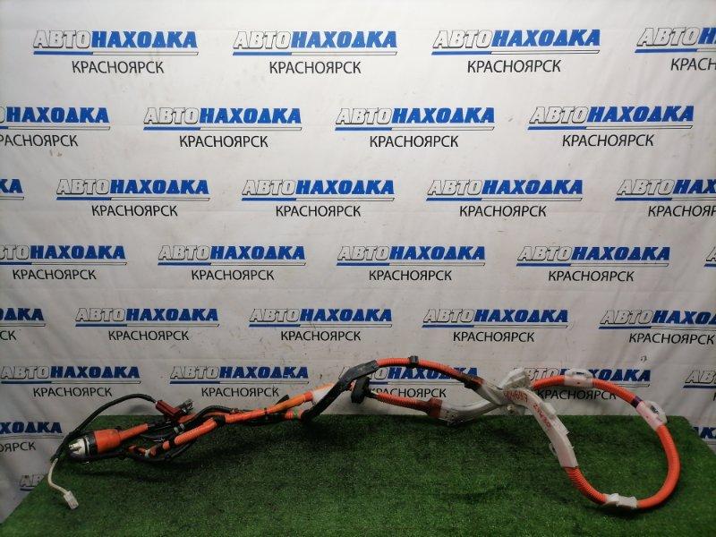 Электропроводка Toyota Prius ZVW30 2ZR-FXE 2009 коса высоковольтной батареи