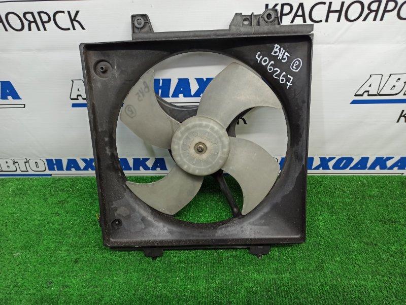 Вентилятор радиатора Subaru Legacy BH5 EJ20 1998 правый правый, с диффузором