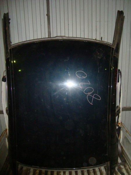 Крыша Mercedes Clk200 W208 M111.945 1998 с обшивой потолка, с молдингами(рейлингами), козырьками