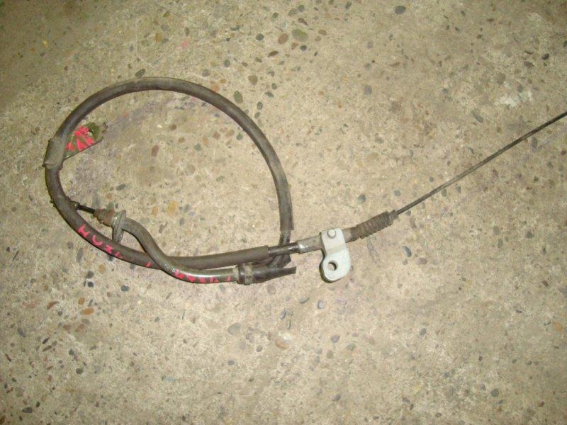Тросик ручника Nissan Gloria HY34 VQ30DD задний левый