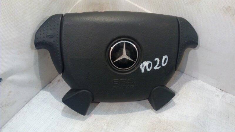 Airbag на руль Mercedes Clk200 W208 M111.945 1998 заглушка, черный