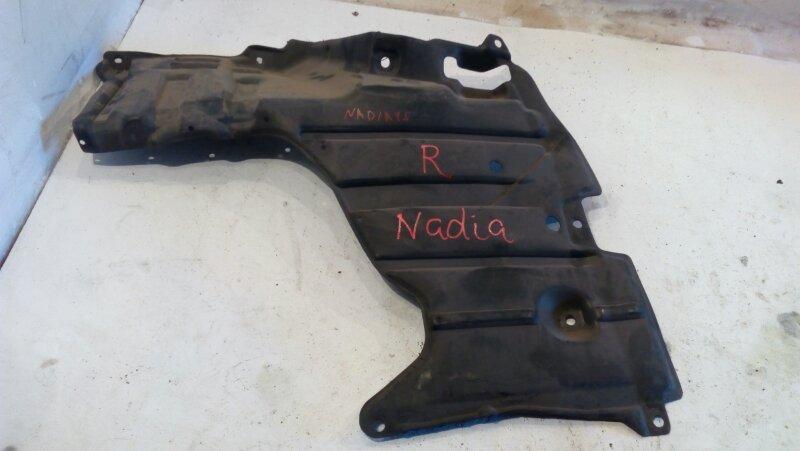 Защита двигателя Toyota Nadia SXN15 3S-FE 2000 правая правая, 51441-20380
