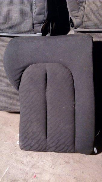 Сидение Mercedes Clk200 W208 M111.945 1998 заднее правое черное