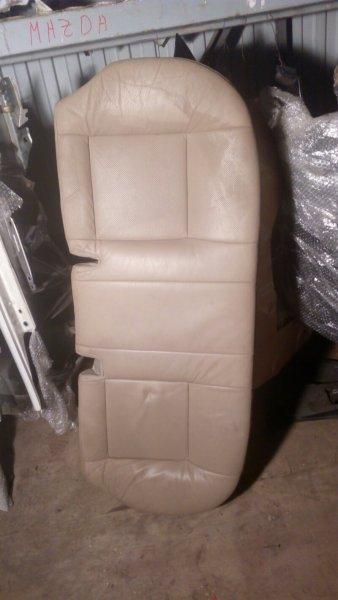 Сидение Ford Mondeo Iii LCBD 2005 заднее белая кожа, нижняя часть