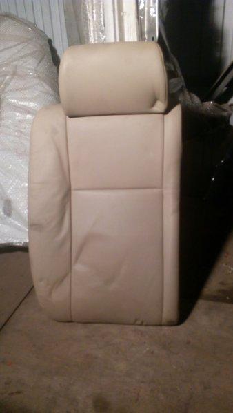 Сидение Ford Mondeo Iii LCBD 2005 заднее правое белая кожа