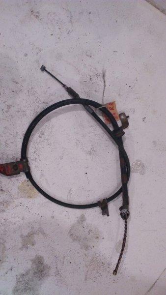 Тросик ручника Toyota Rav4 ACA21W 1AZ-FSE 2000 задний правый задний правый