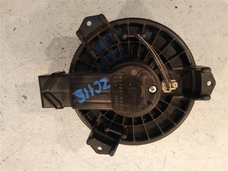 Вентилятор (мотор отопителя) Suzuki Swift ZC11S M13A 2005