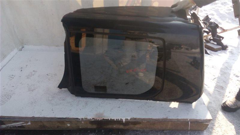 Стекло собачника Toyota Voxy ZRR70G 3ZR-FE 2008 заднее левое