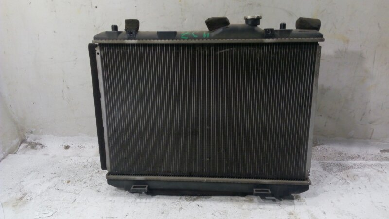 Радиатор основной Suzuki Swift ZC11S M13A 2005 с диффузором