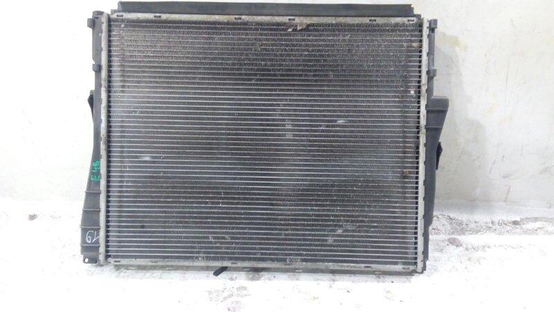 Радиатор основной Bmw 318I E46 M43 рестайлинг
