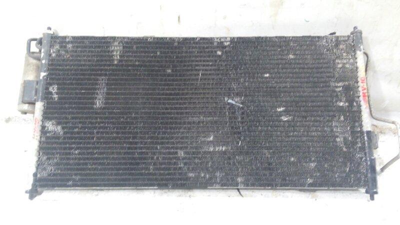 Радиатор кондиционера Nissan Tino HV10 SR20DE 1999