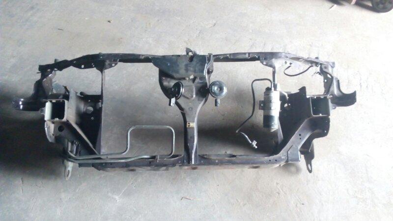 Рамка радиатора Honda Avancier TA1 F23A 2000 лев.ланж. 37см., прав.ланж.38см., замок капота, сигнал