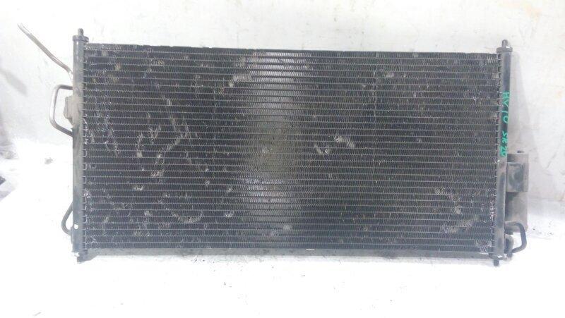 Радиатор кондиционера Nissan Tino HV10 SR20DE
