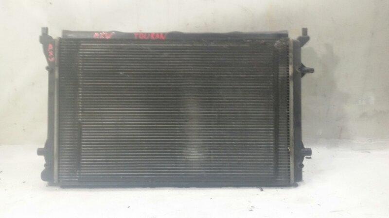 Радиатор основной Volkswagen Touran AXW 2004