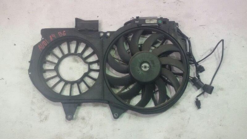 Диффузор радиатора Audi A4 B6 APT 2000 вент охлаждения