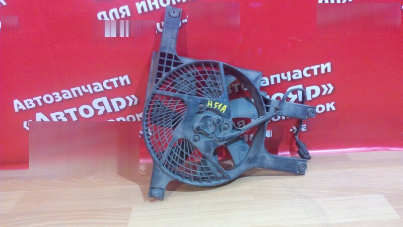 Диффузор радиатора Mitsubishi Pajero Mini H51A 4A30