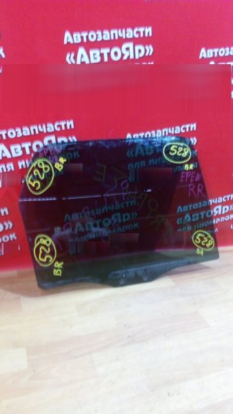 Стекло боковое Mazda Tribute EPEW YF 2001 заднее правое