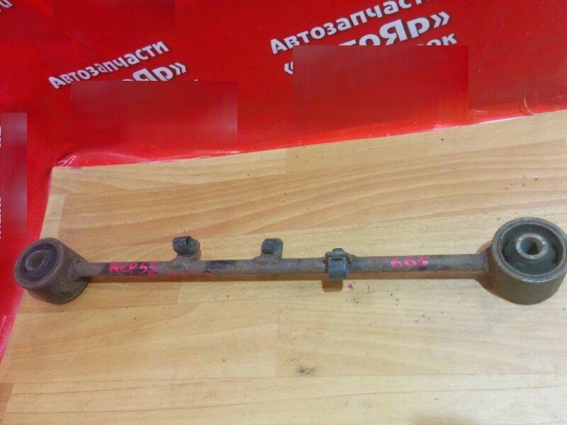 Тяга задняя Toyota Probox NCP55V 1NZ-FE задняя правая продольная