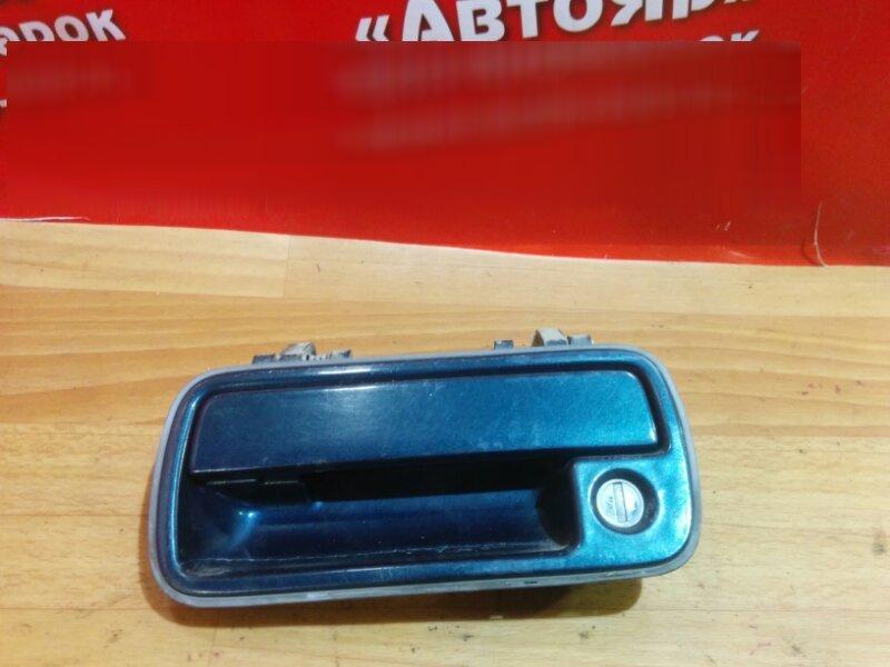 Ручка двери Suzuki Escudo TD11W H20A 1995 передняя левая
