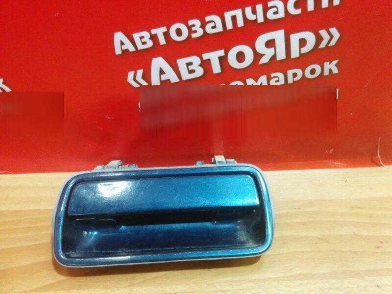 Ручка двери Suzuki Escudo TD11W H20A 1995 задняя левая