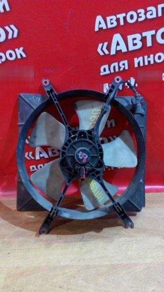 Диффузор радиатора Honda Integra DB6 ZC На основной радиатор.