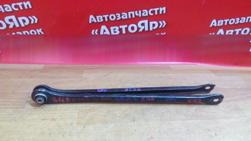 Рычаг Bmw 318I E46 M43 задний правый поперечная