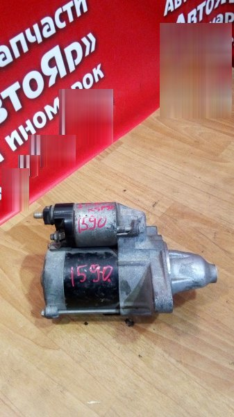 Стартер Toyota Vitz KSP90 1KR-FE 2006 28100-40070 /428000-3470