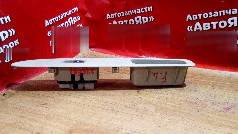 Кнопка стеклоподъемника Toyota Ipsum ACM21W 2AZ-FE 2003 передняя левая