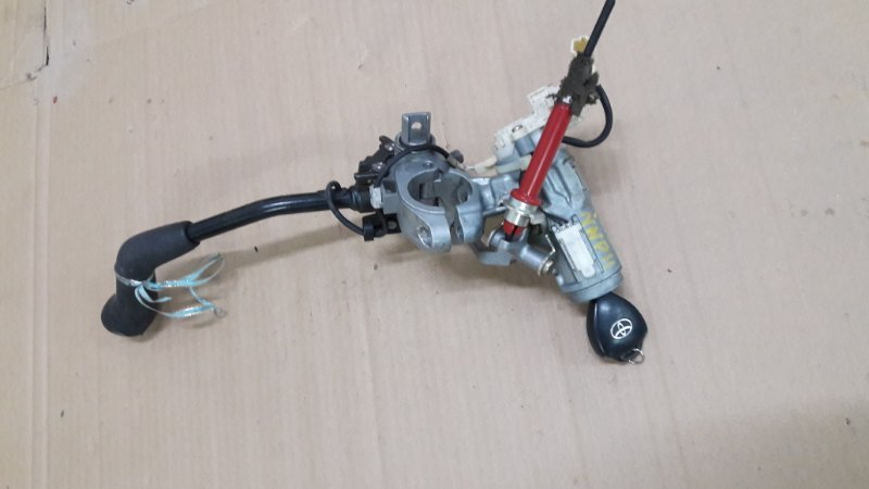 Замок зажигания Toyota Porte NNP11 1NZ-FE 2004 1 ключ