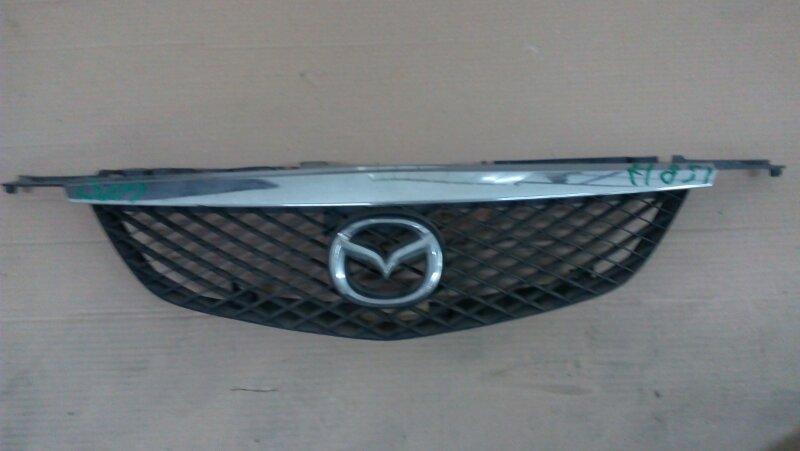 Решетка радиатора Mazda Premacy CP8W FP-DE 1999 передняя