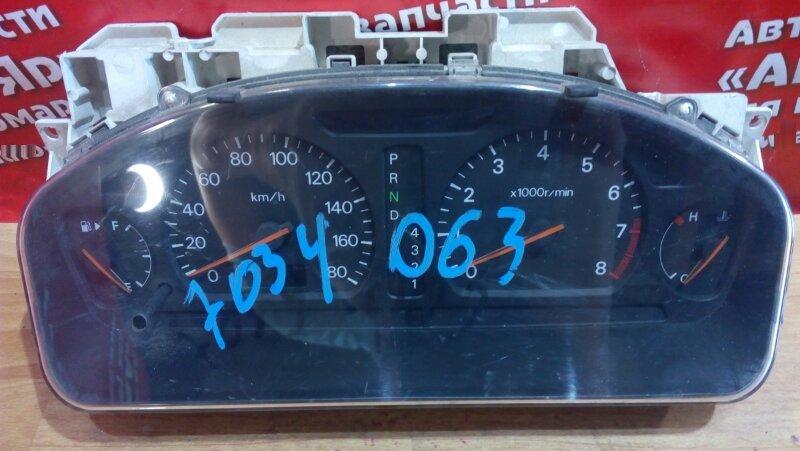 Комбинация приборов Mitsubishi Galant EA1A 4G93 MR262669/M98 157370-6621 А/Т с тахометром