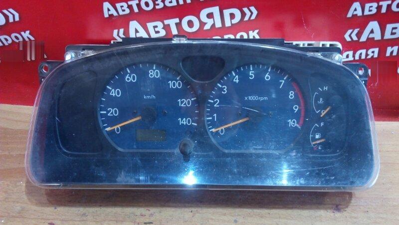 Комбинация приборов Suzuki Jimny JB23W K6A 2002 257320-5962, МТ 4WD 34100-81АРО 34100-8А2