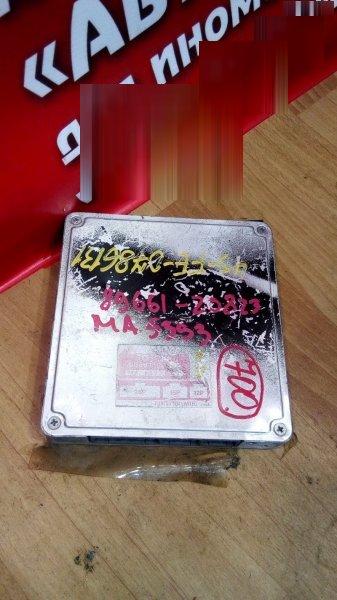 Блок управления efi Toyota Carina ST190 4S-FE 89661-20823