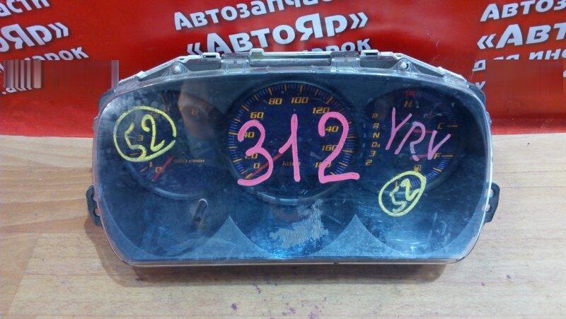 Комбинация приборов Daihatsu Yrv M201G 2001