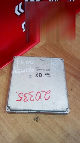Блок управления efi Nissan Primera WRP12 QR25DD 2002 A56-Q43 C15 1509, ETC-C330 E3 1530 31036 AU005