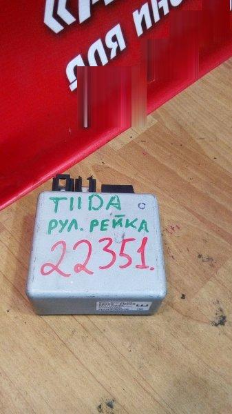 Блок управления рулевой рейкой Nissan Tiida Latio SNC11 HR15DE 2007 28500-ED50B