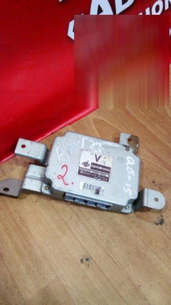 Блок переключения кпп Nissan Wingroad WHNY11 QG15DE A64-000 A94, 31036-WE415