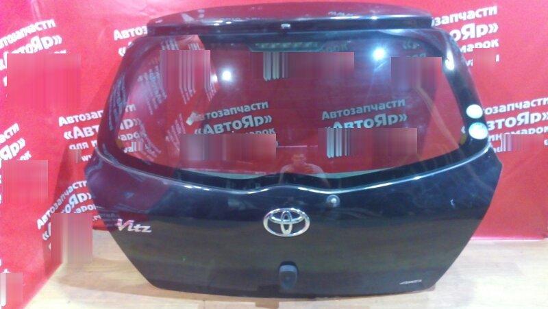 Дверь задняя Toyota Vitz NCP95 2NZ-FE 2008 петли
